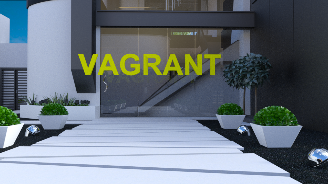 Vagrant poster
