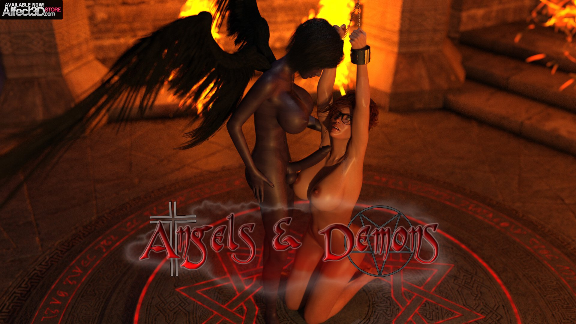 Angels & Demons screenshot 2