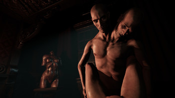 Lust from Beyond: Prologue screenshot 1