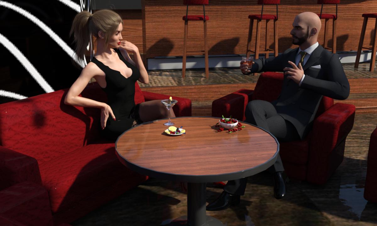 Tinder Stories: Megan Episode [COMPLETED] - free game