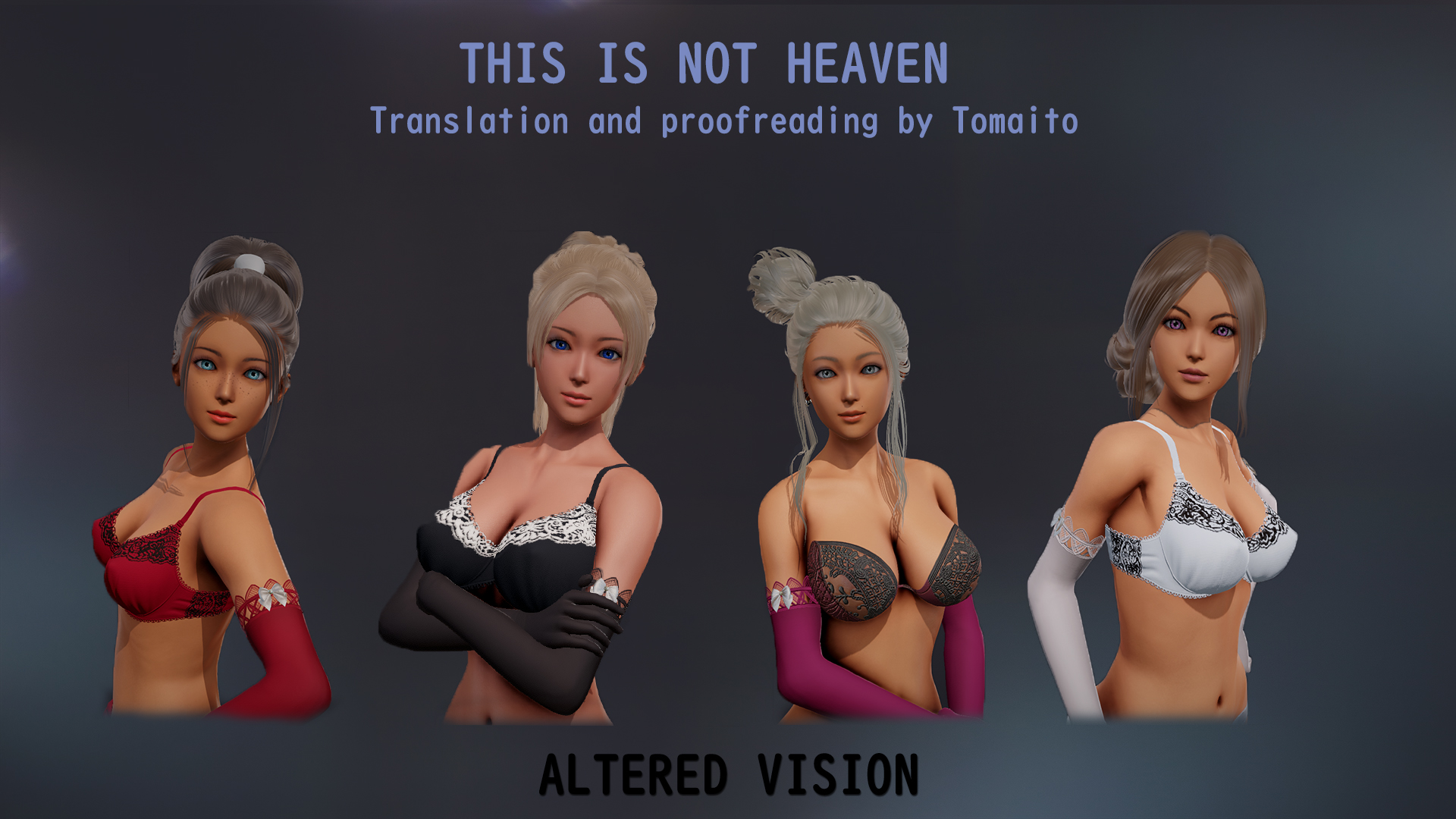 This Is Not Heaven poster