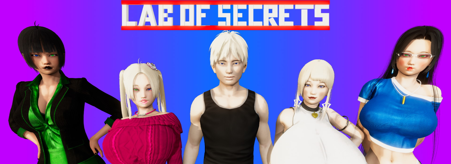 Lab of Secrets poster