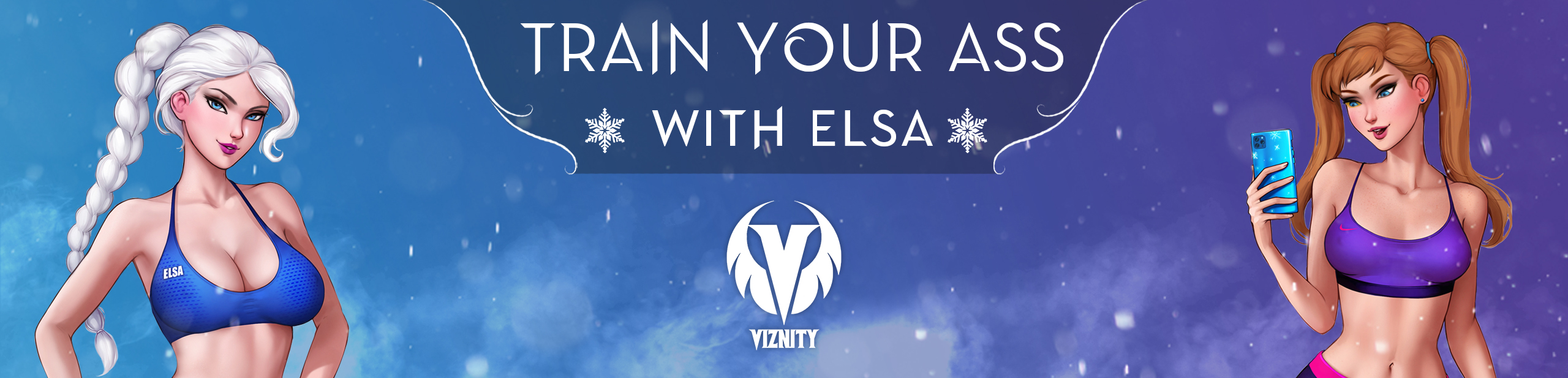 Train Your Ass With Elsa v1.0a