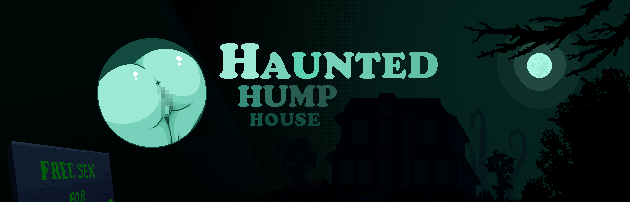 Haunted Hump House poster
