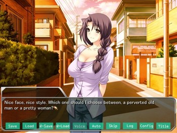 Super Secret Sexy Spy (Softhouse-Seal \ MangaGamer) screenshot 0