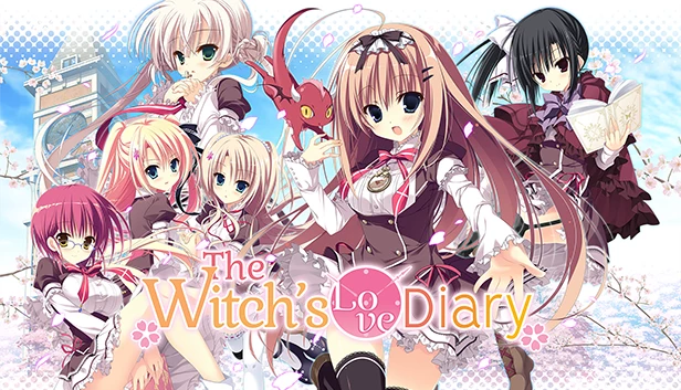 The Witch's Love Diary poster