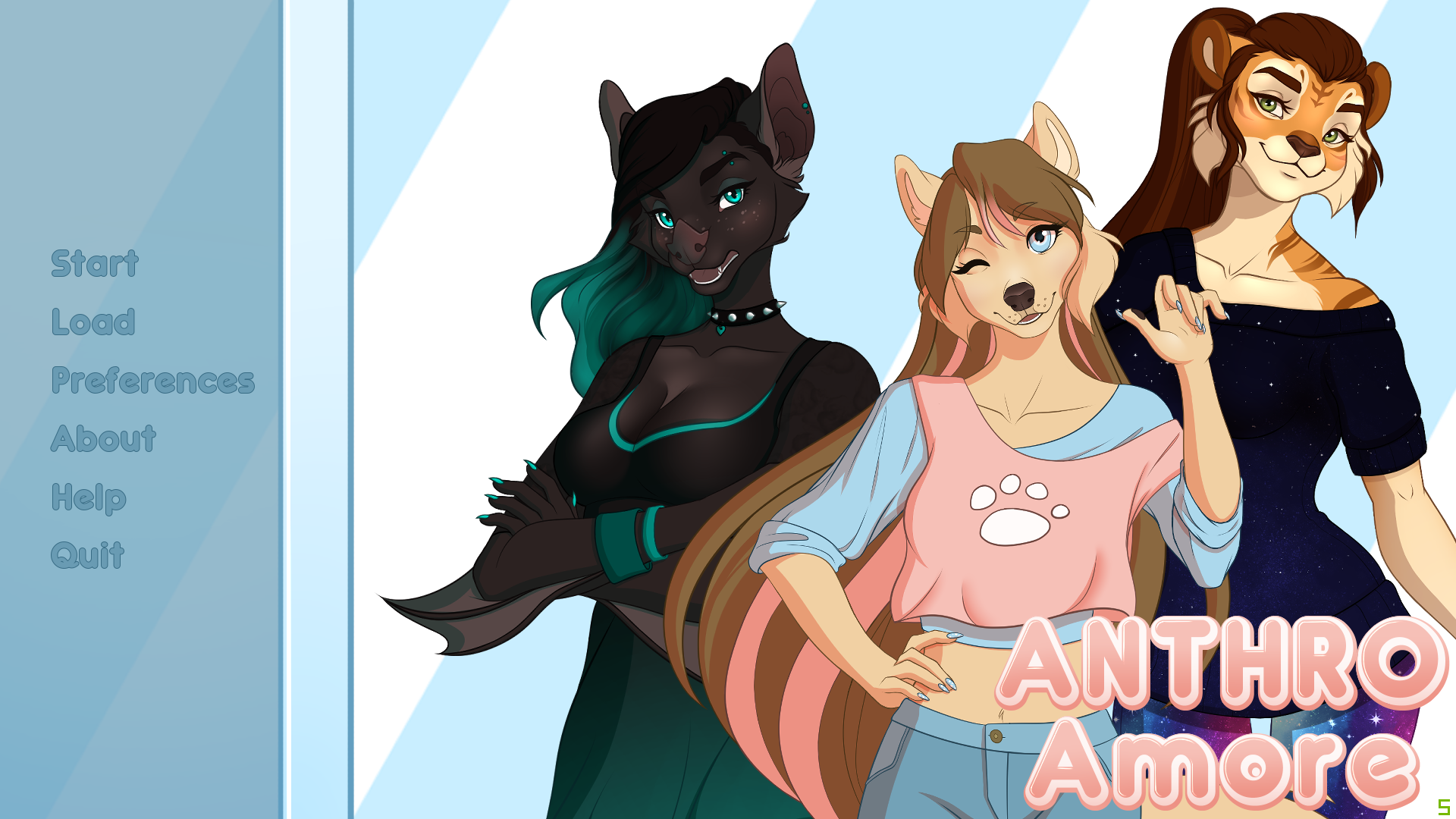 Anthro Amore poster