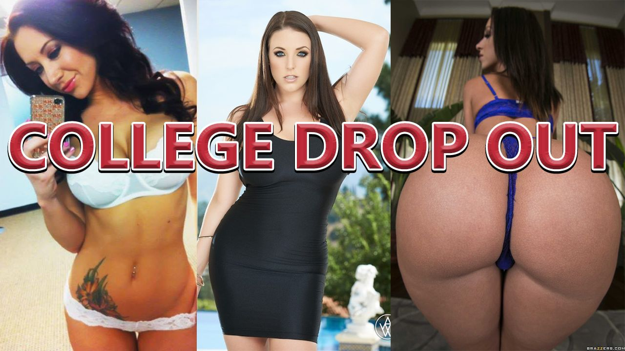 College Drop Out poster
