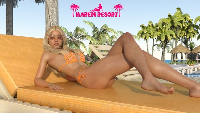 Harem Resort screenshot 3