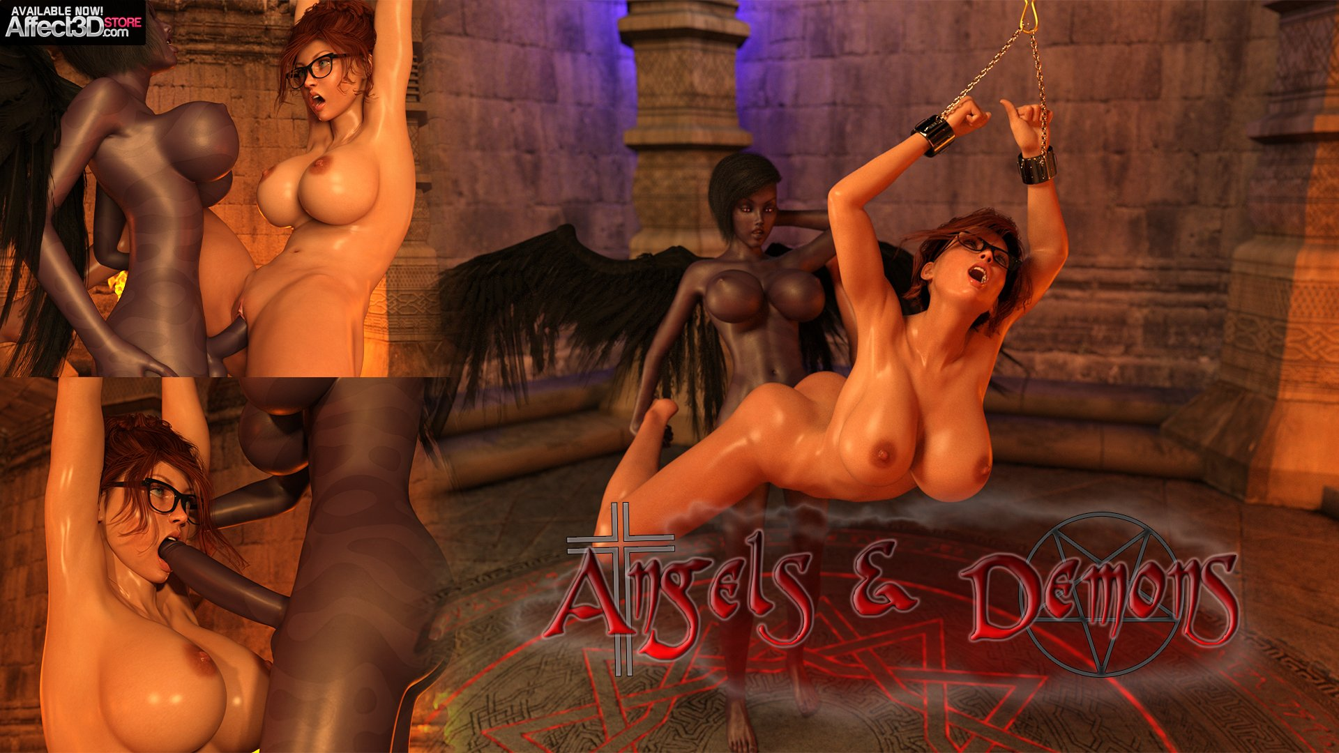 Angels & Demons screenshot 1