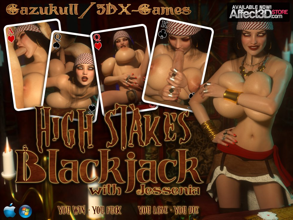 Jessenia Strip Blackjack