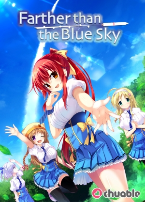 Farther Than the Blue Sky poster