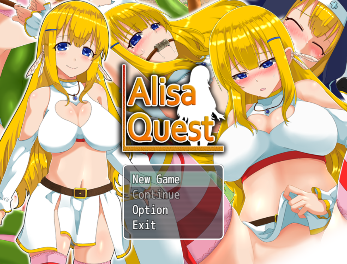 Alisa Quest [COMPLETED]