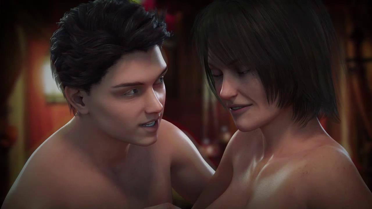 Explicit Sex Scenes Only