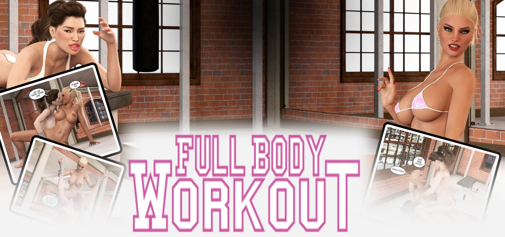 Full Body Workout poster