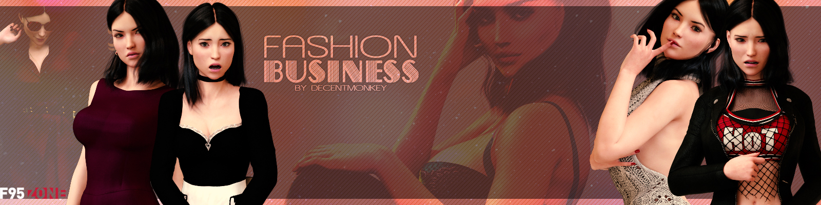 Fashion Business poster