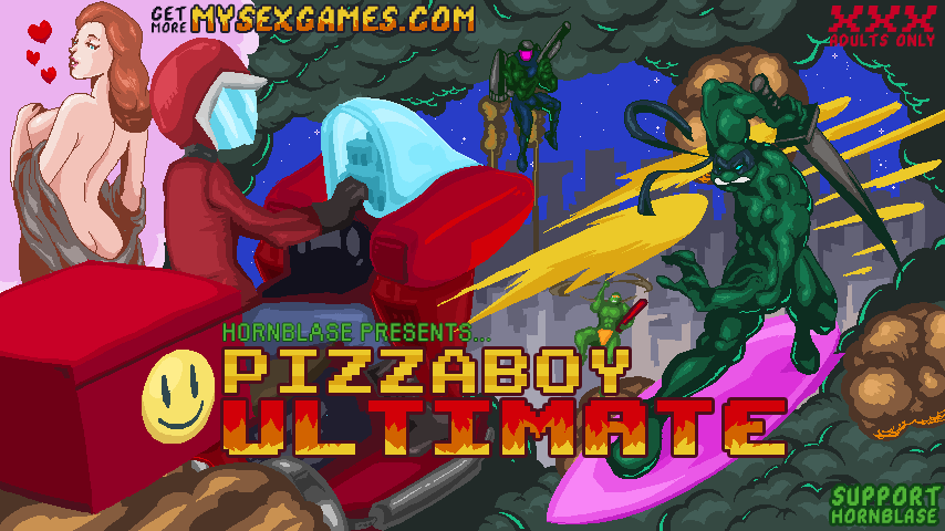 Pizzaboy Ultimate poster