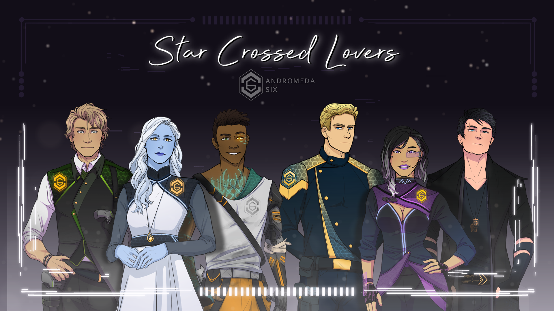Star Crossed Lovers poster