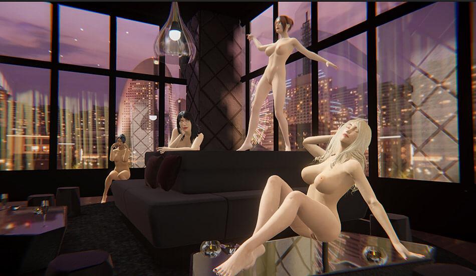 Virtual Sex Ex Girlfriend