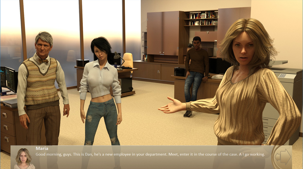 My Office Story screenshot 1