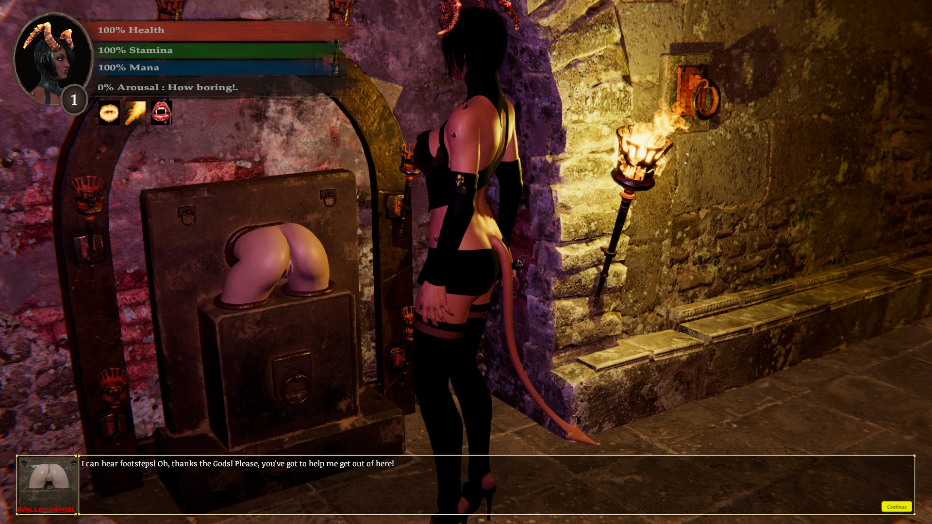 Sadistica's Revenge screenshot 2