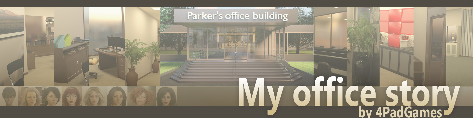 My Office Story poster