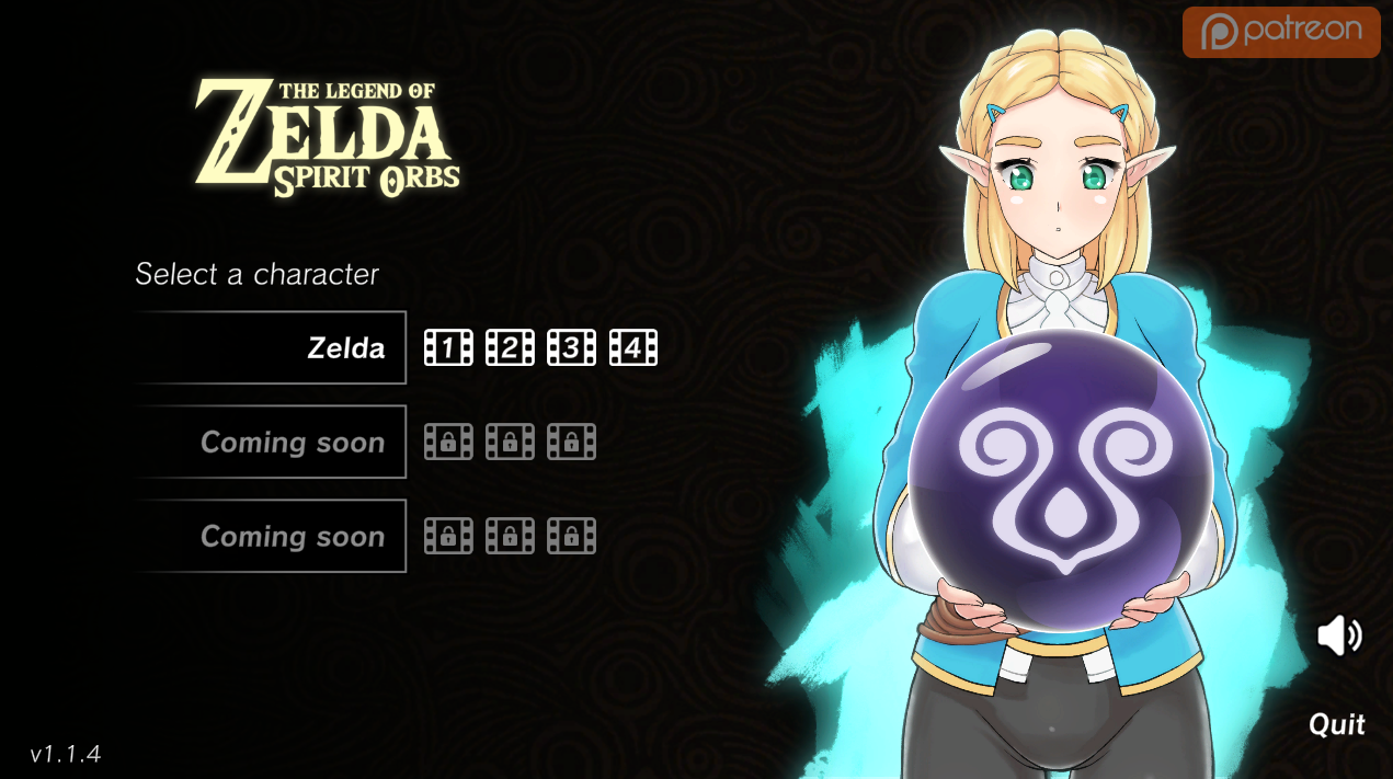 Zelda: Spirit Orbs screenshot 0