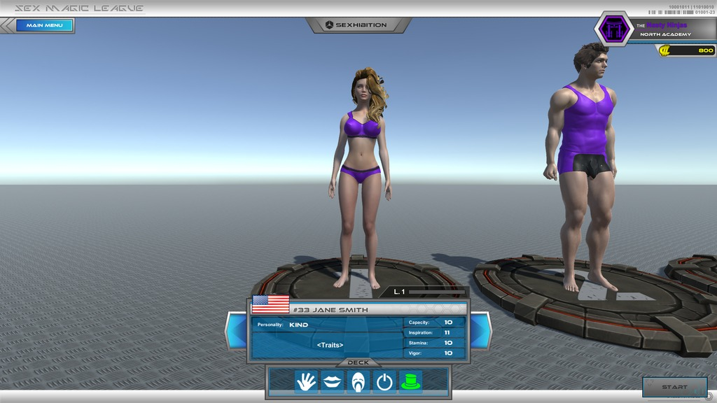 Sex Magic League screenshot 1