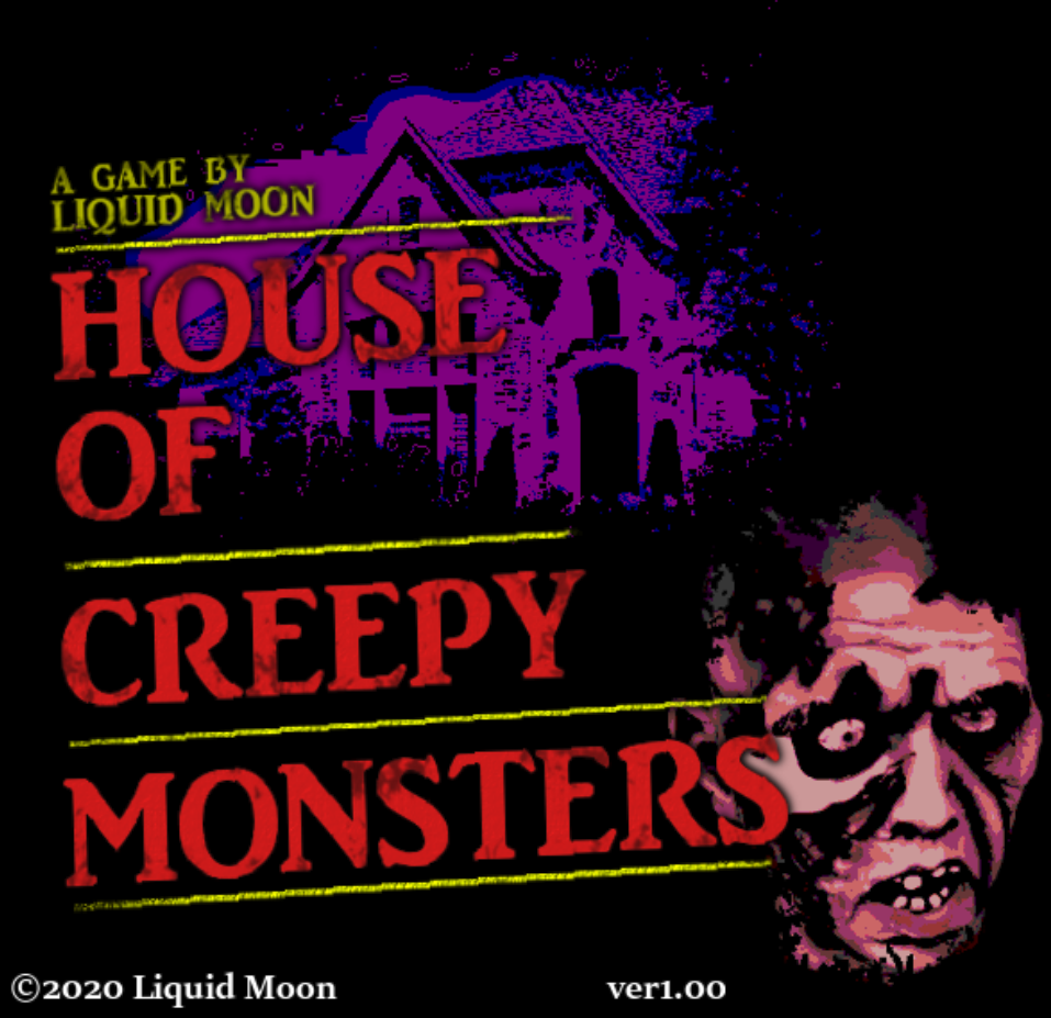 Anomalous House – House of Creepy Monsters [COMPLETED]