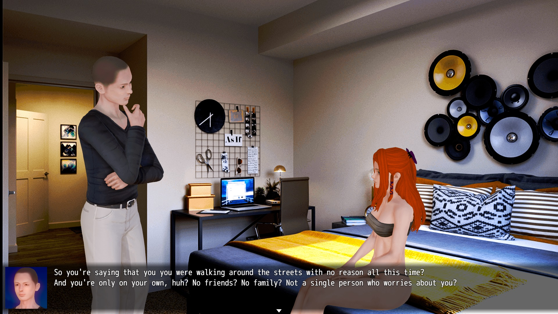 The Corruption of Emma screenshot 3