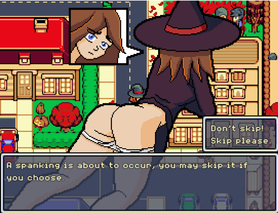 Spank or Treat screenshot 2