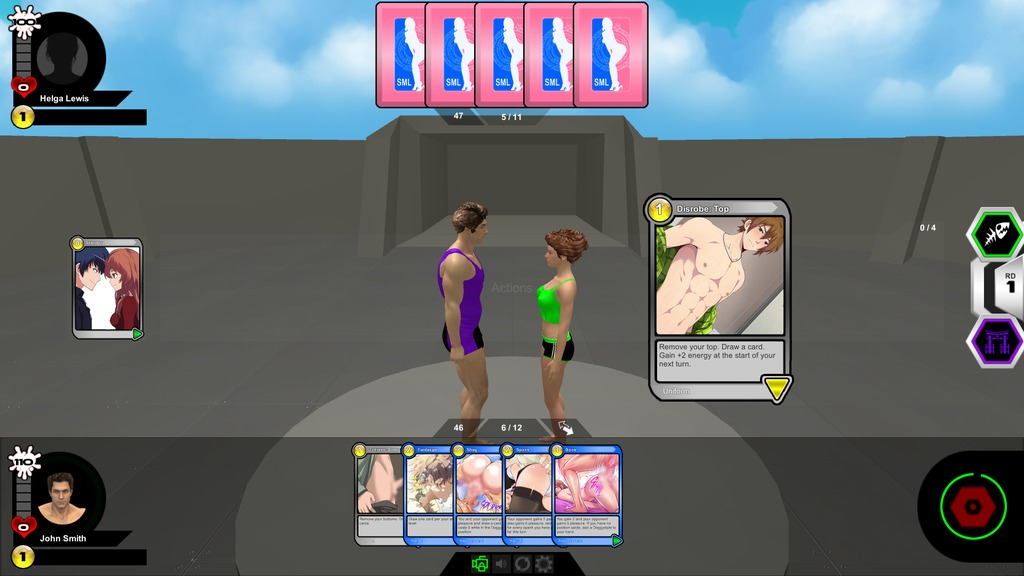 Sex Magic League screenshot 0