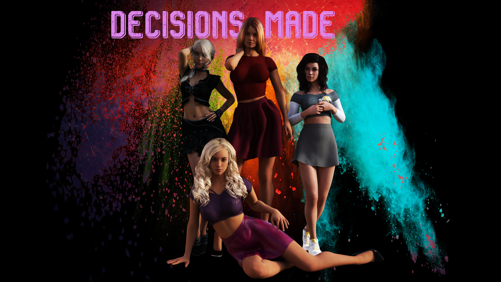 Decisions Made poster