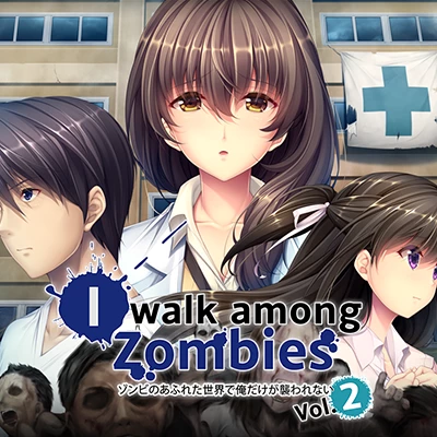 I Walk Among Zombies Vol. 2 poster