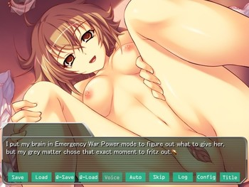 Super Secret Sexy Spy (Softhouse-Seal \ MangaGamer) screenshot 6