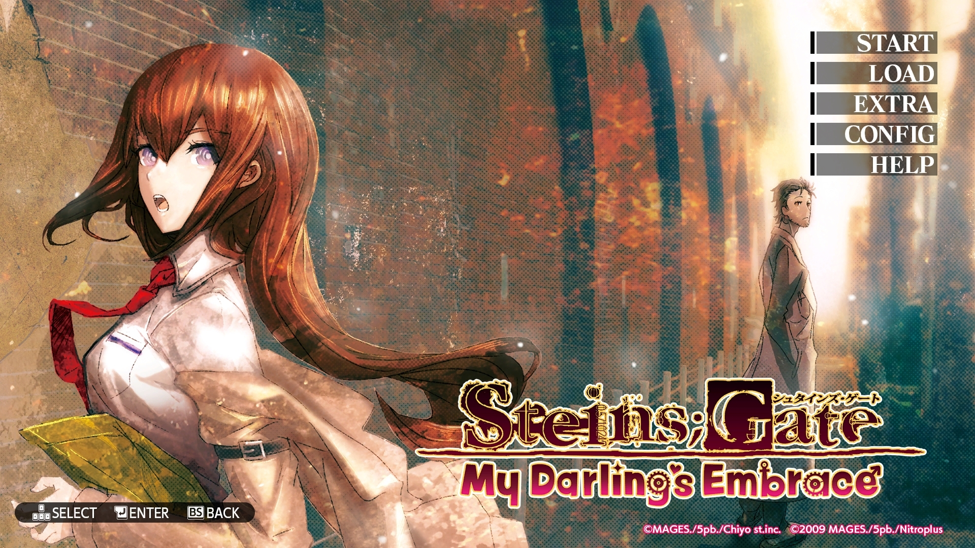 Steins;Gate: My Darling's Embrace poster
