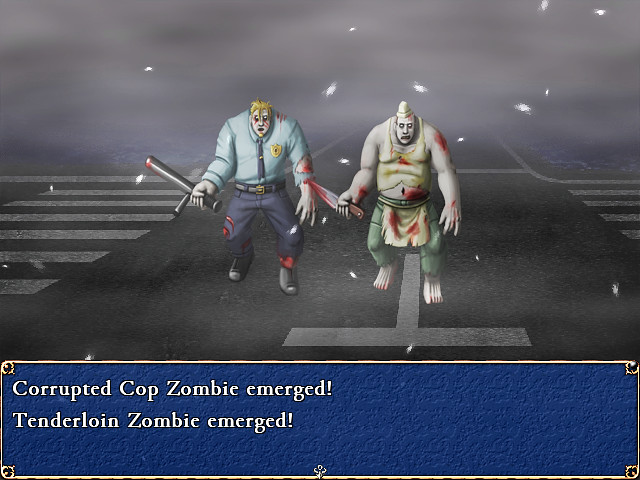 Boobs vs Zombies screenshot 2