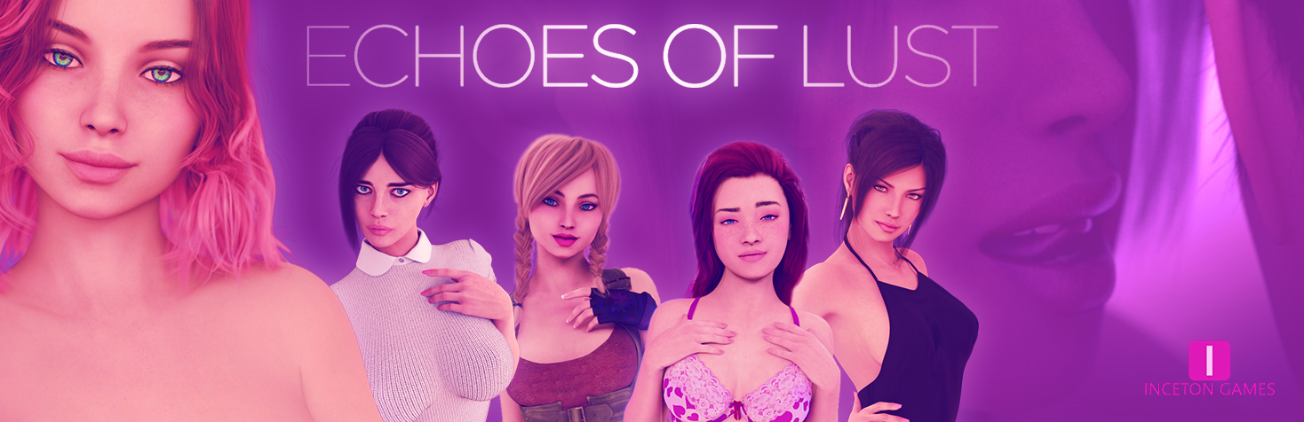 Echoes of Lust S2 poster