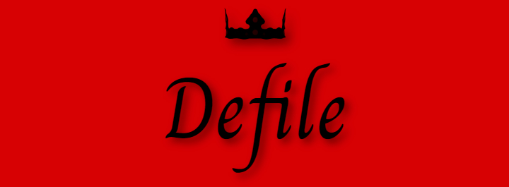 Defile poster