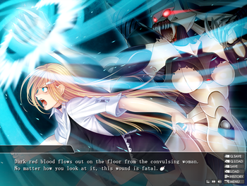 Diviner Knight Towako -Wicked Incubus Breaker- (Black Lilith) screenshot 5