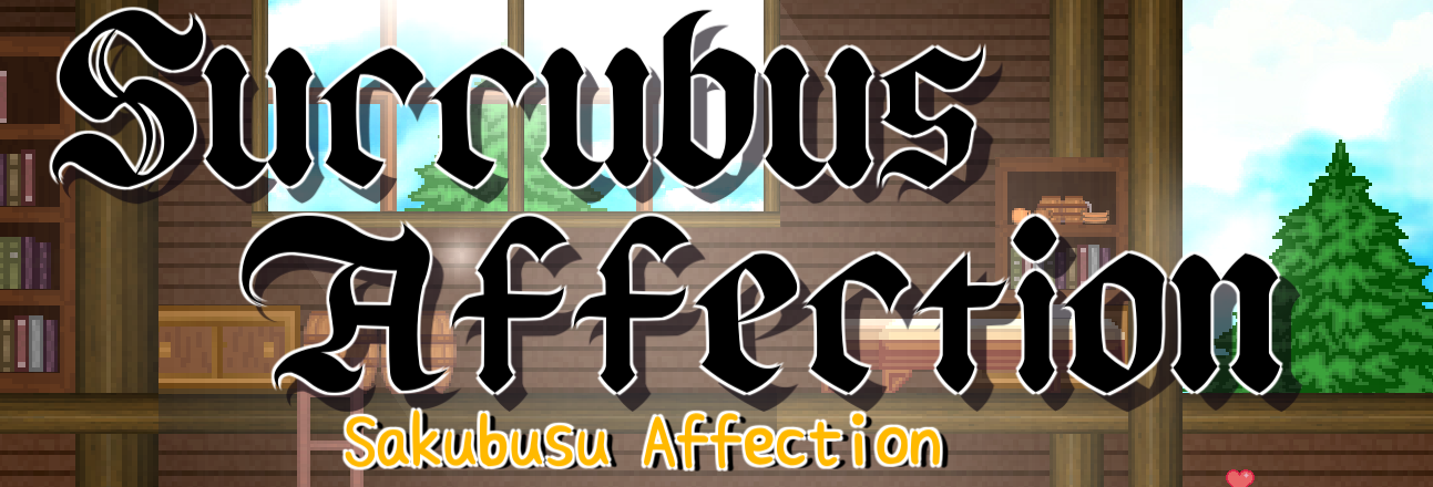 Succubus Affection v1.06 [COMPLETED]