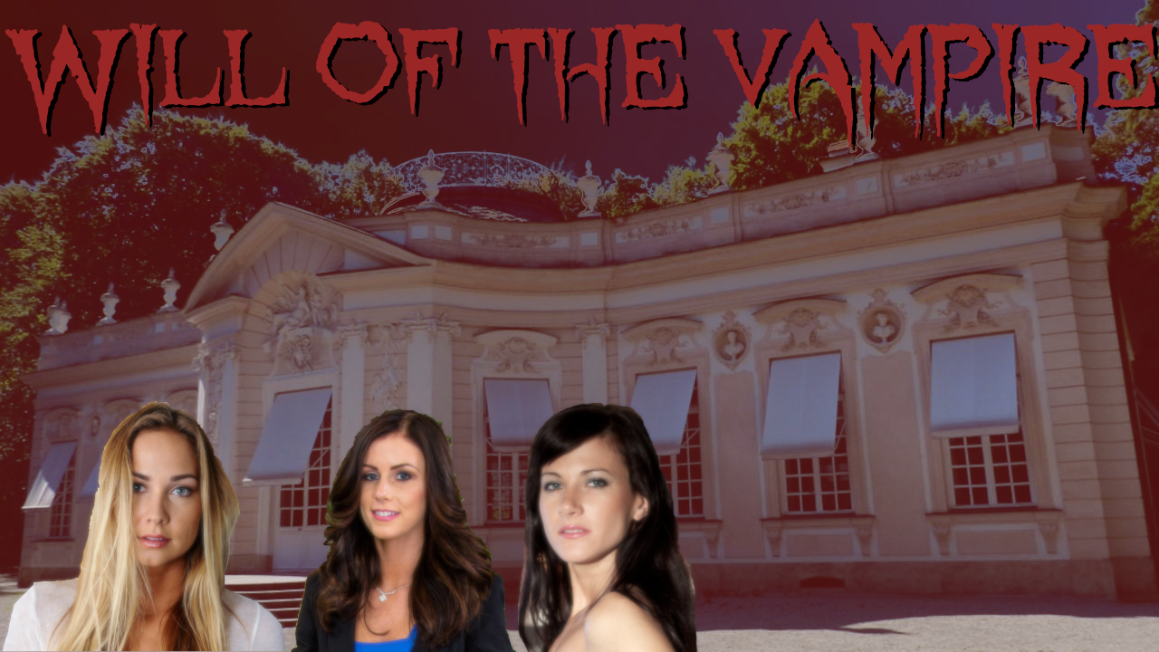 Will of The Vampire poster