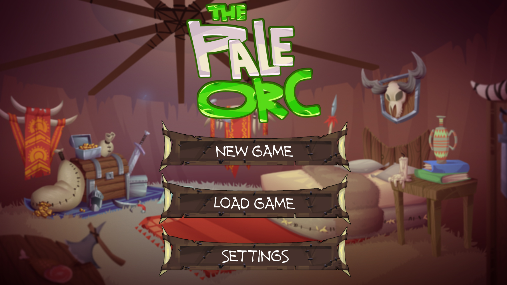 The Pale Orc screenshot 1