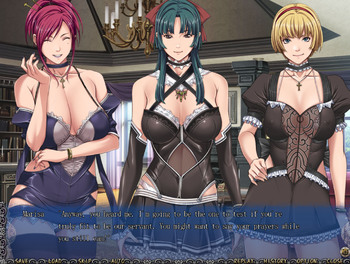Starless: Nyphomaniacs' Paradise + Full patch (Empress/AiCherry/JAST USA) screenshot 5