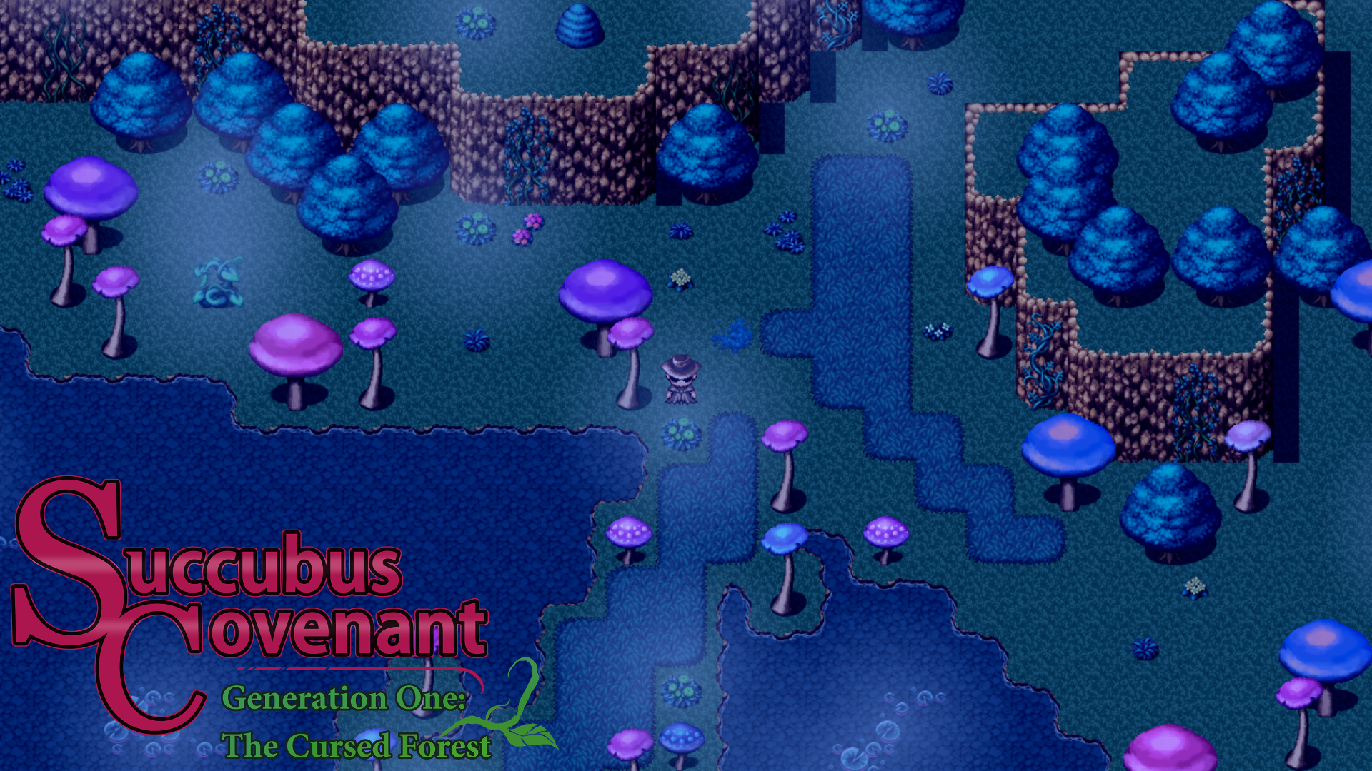 Succubus Covenant Generation One: The Cursed Forest screenshot 5
