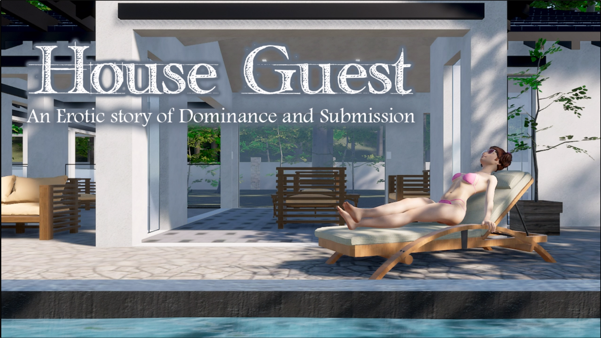 House Guest [COMPLETED]