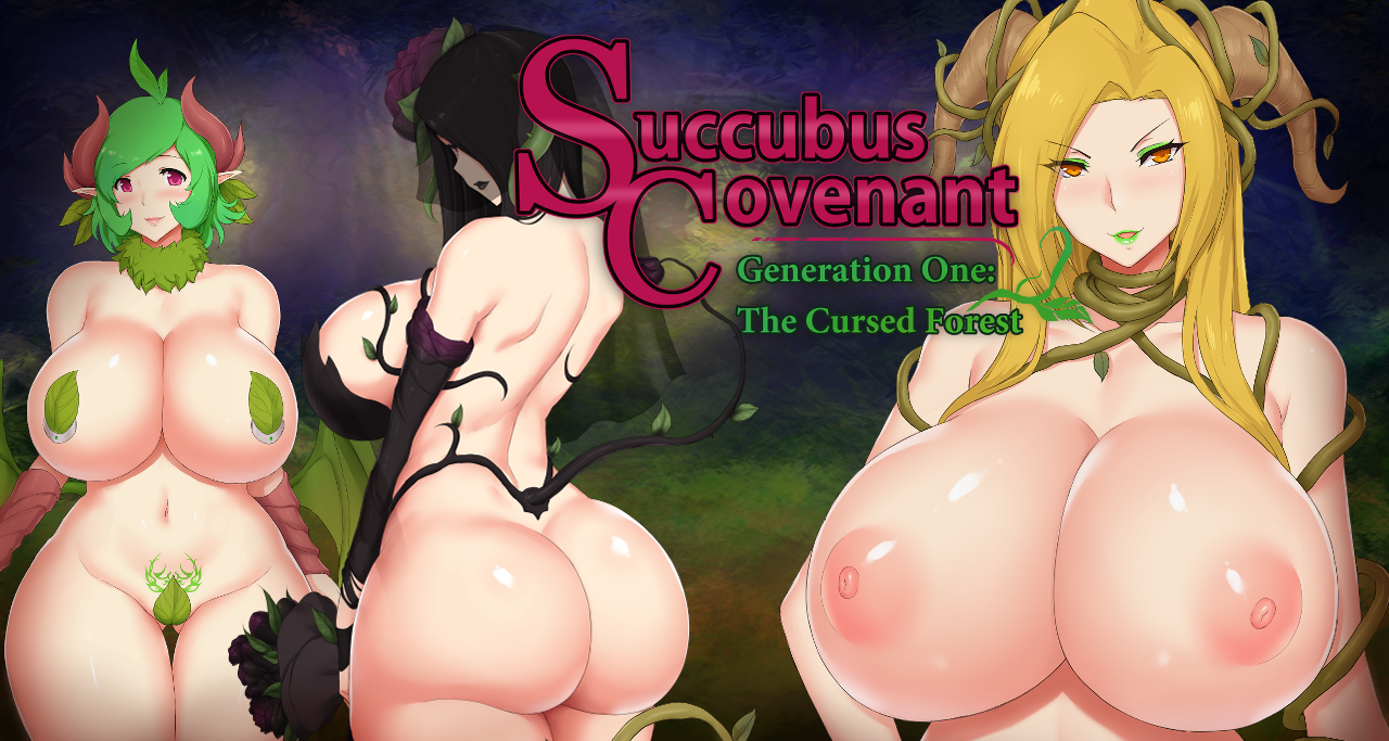 Succubus Covenant Generation One: The Cursed Forest poster