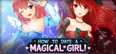 How To Date A Magical Girl poster