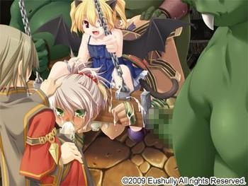 Himegari Dungeon Meister screenshot 1